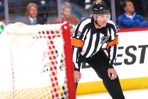 Dave Lozo's Bag Skate: Inconsistent Refereeing Continues to Plague Playoffs