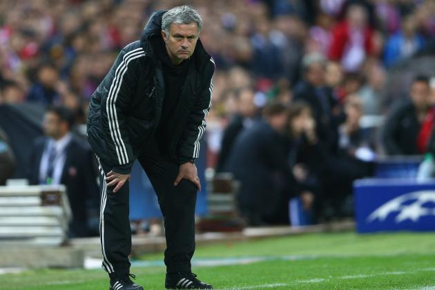Chelsea Reportedly Tell Jose Mourinho to Rest Eden Hazard and Co. at Liverpool