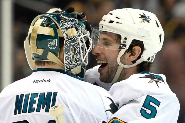 Sharks Were Right: Game 3 Win Wasn't Easy