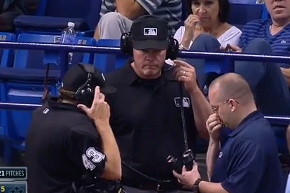 Video: Umps Review Count, Still Get It Wrong