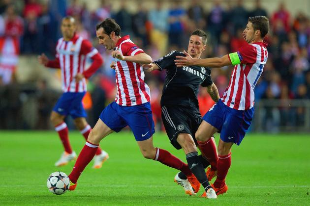 Atletico Madrid's Consistent Defence Makes Life Hard for Returning Hero Torres