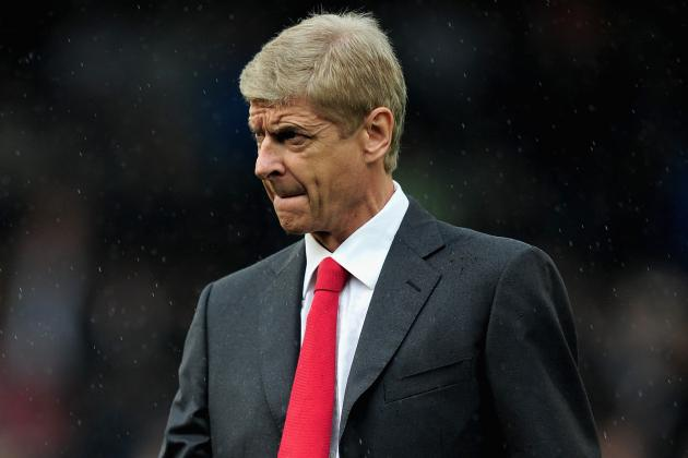 Arsenal Must Plan Now for Life After Arsene Wenger