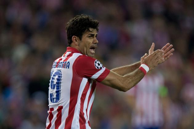 Chelsea Transfer News: Latest on Diego Costa, Ashley Cole and More