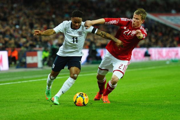Raheem Sterling and Liverpool Style Can Provide World Cup Template for England