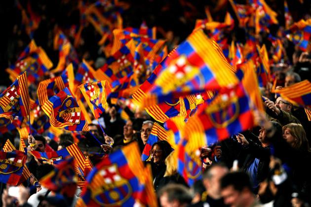 FIFA Suspend Barcelona Transfer Ban