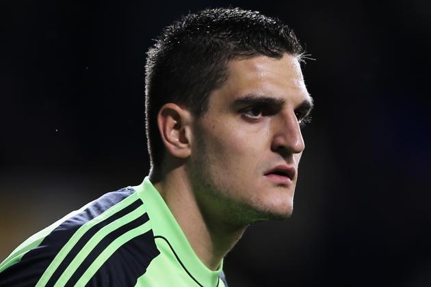 Mannone Voted Fans' Player of the Year