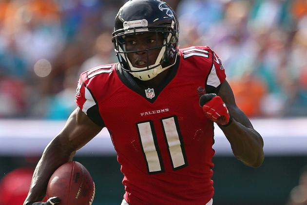 Falcons Plan to Lock Up WR Julio Jones for the Future