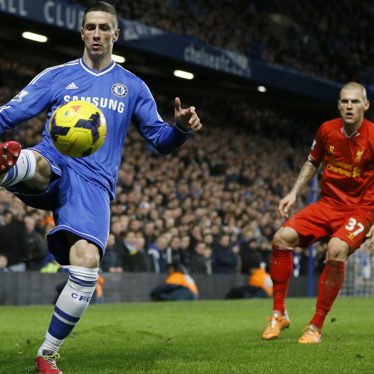 Liverpool Vs Chelsea: Liverpool Vs. Chelsea Betting Odds, Match Preview, EPL