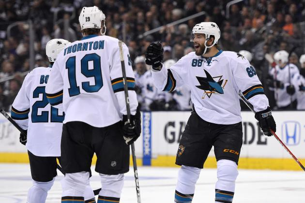 Stanley Cup Playoffs 2014: Updated 1st-Round Bracket After Tuesday's Action