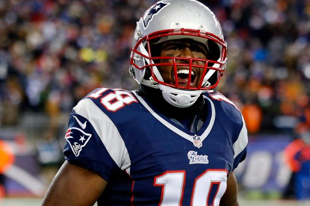 Why Matthew Slater Feels 'there's a Lot to Be Excited About' Darrelle Revis