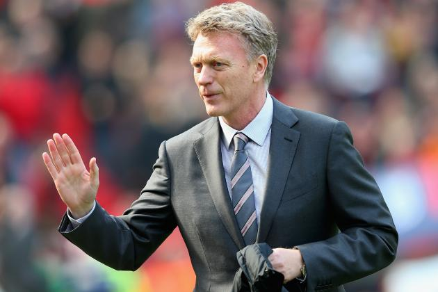 Twitter Reacts to David Moyes' LMA Statement After Manchester United Sack