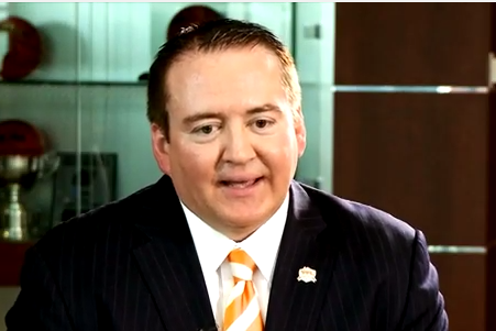 Donnie Tyndall Interview