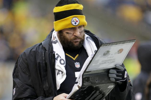 Steelers, Big Ben Still on Same Page