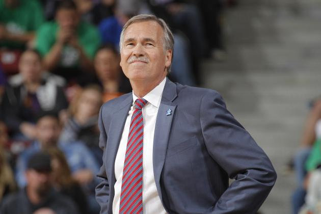 Mike D'Antoni Not Expected to Take Marshall Job