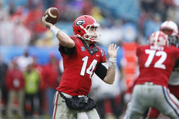 Georgia Football: Why Hutson Mason Is Poised for a Monster Statistical Year