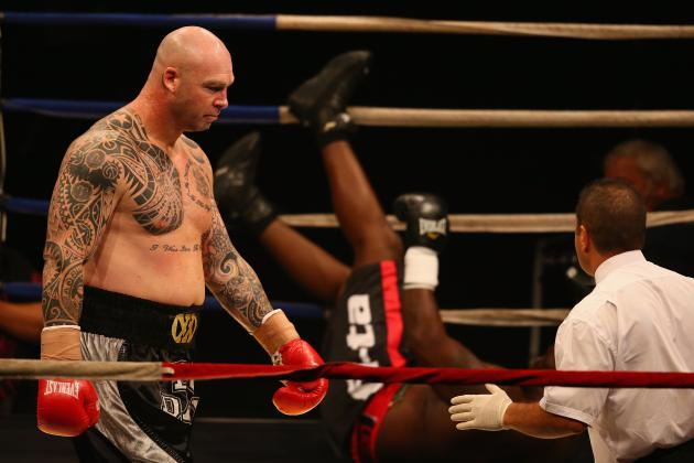 Lucas Browne vs. Eric Martel Bahoeli: Fight Time, Date, Live Stream and TV Info