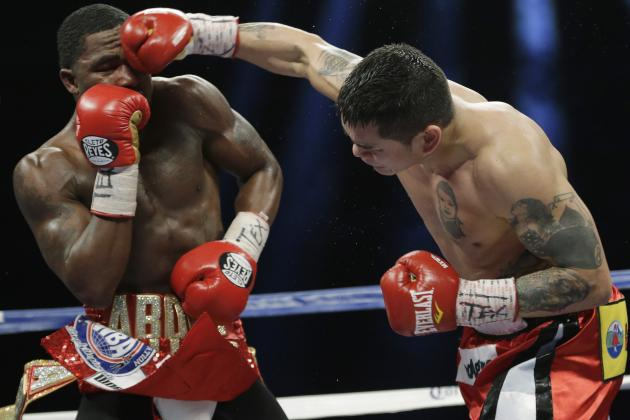 Floyd Mayweather Can't Afford to Overlook Powerful Marcos Maidana