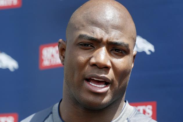 Broncos' DeMarcus Ware Now Passes on Knowledge to Von Miller