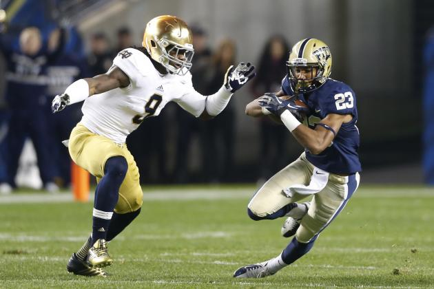 Notre Dame Football: Jaylon Smith Ready to Lead Defense from New Spot