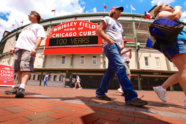 Wrigley Field at 100: Help Wanted for Cursed Cubs