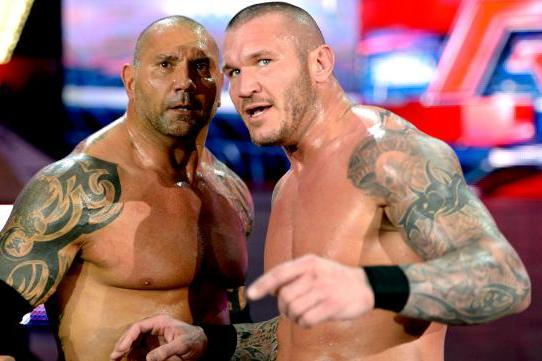 Projecting Batista and Randy Orton's Future as Potential Corporate Tag Team