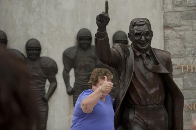 Report: New Joe Paterno Statue Coming to State College