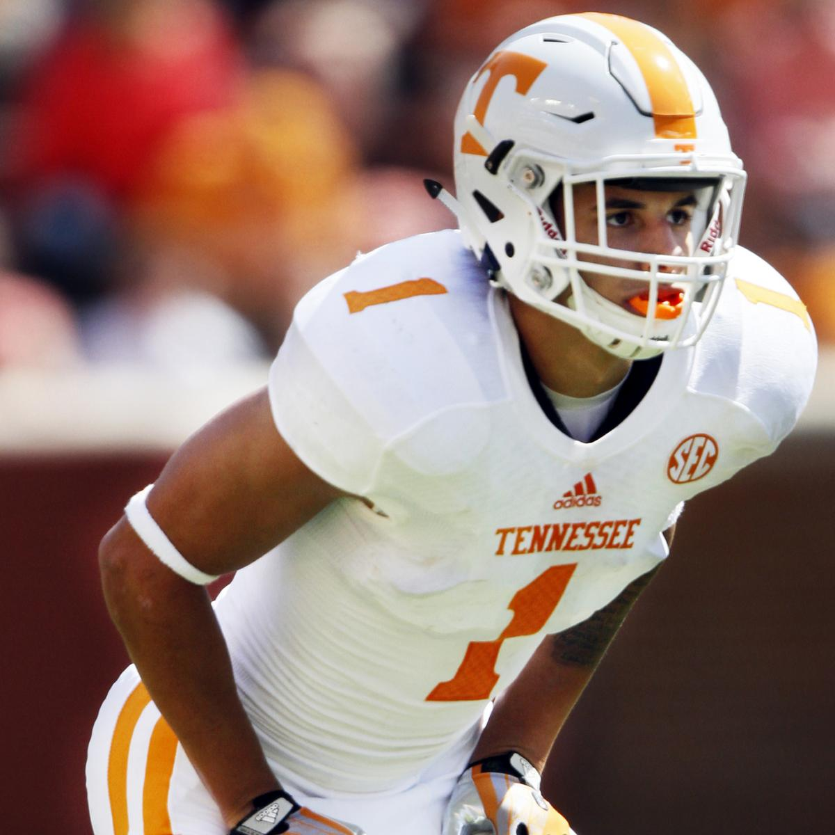 Alden Hill's Transfer Opens The Door For Tennessee Frosh