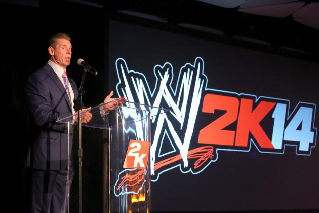 WWE 2K15: 10 Changes We Absolutely Must Have for WWE 2K15