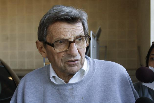 Paterno Statue Planned for Downtown
