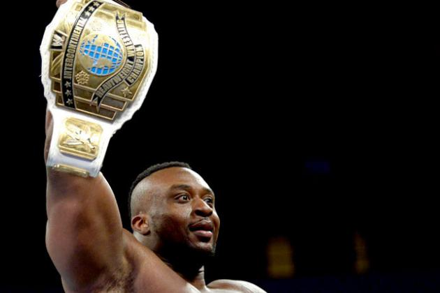 Big E Must Benefit from Intercontinental Championship Tournament