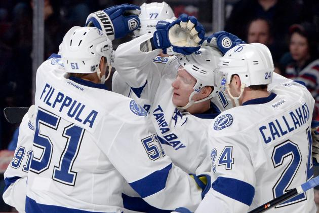 Steven Stamkos Optimistic About Lightning's Future Despite 4-Game Sweep