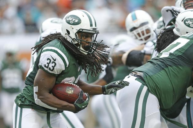 Rex Ryan: N.Y. Jets' Running Backs Remind Me of 2009