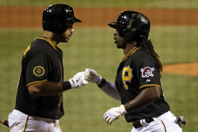 Pittsburgh Pirates' Andrew McCutchen Provides Glimmer of Hope Tuesday Night