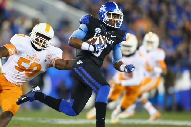 Stoops: A.J. Legree Will Seek Transfer