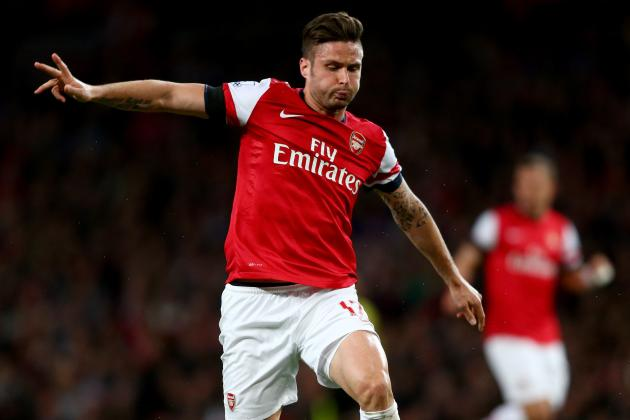 Giroud Remains Committed to Arsenal