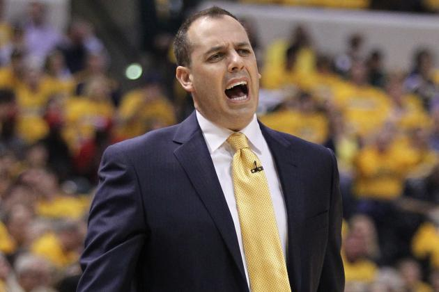 Report: Vogel 'Coaching for Job' with Pacers