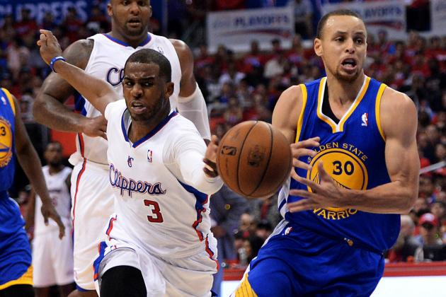 How We'll Know Los Angeles Clippers vs. Golden State Warriors Rivalry Is Real
