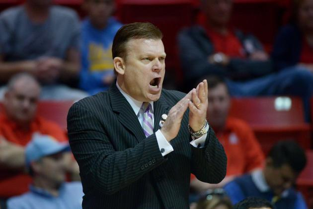 USM Pursuing SFA's Brad Underwood in Search to Replace Donnie Tyndall