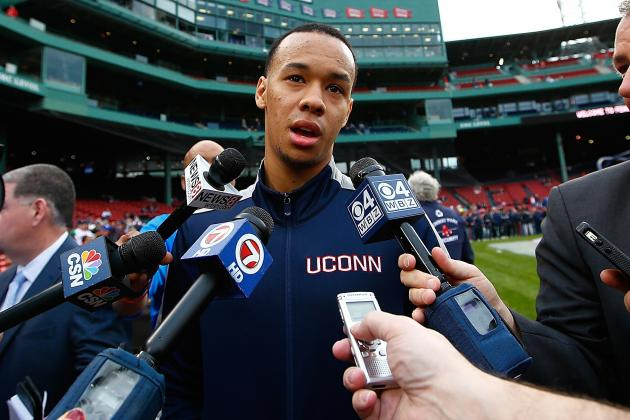 Shabazz Napier Dreams of Playing for Boston Celtics