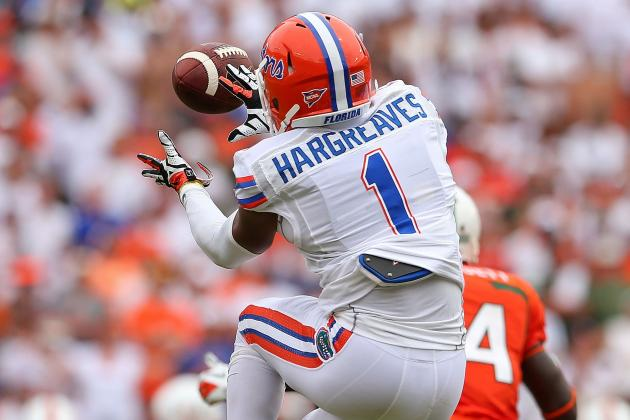 UF's Hargreaves Wants to Add Duty as a Team Leader