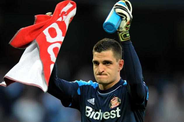 Mannone Has Fresh Sunderland Hope