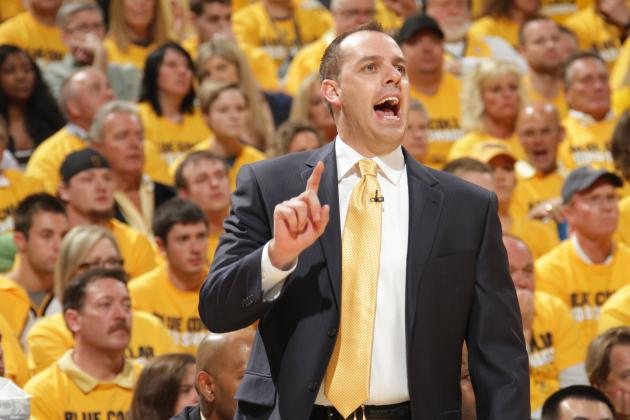 Report: Frank Vogel 'Coaching for His Job' During 2014 NBA Playoffs