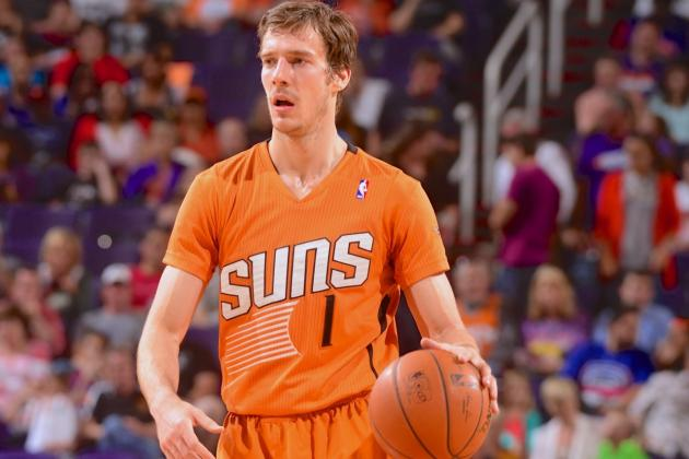 Goran Dragic Wins 2013-14 NBA Most Improved Player Award