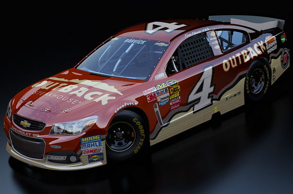 Paint Schemes Unveiled for Darlington