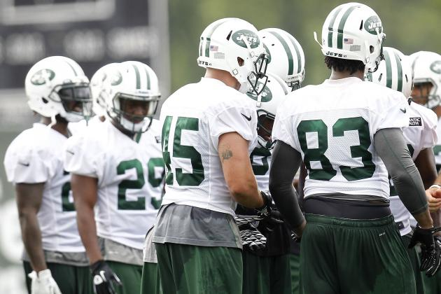 Jets Announce They're Going Back to Camp This Summer