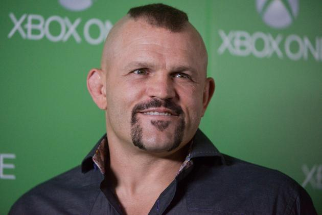 Chuck Liddell: I Hate the 'WWE-Type Stuff' Chael Sonnen Uses to Promote Fights
