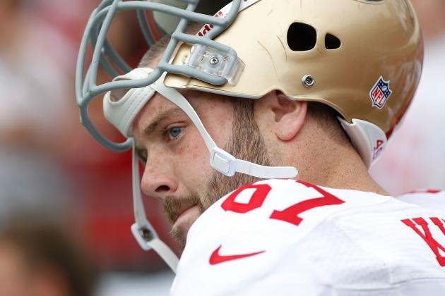 Daniel Kilgore 'Ready to Lead' 49ers O-Line