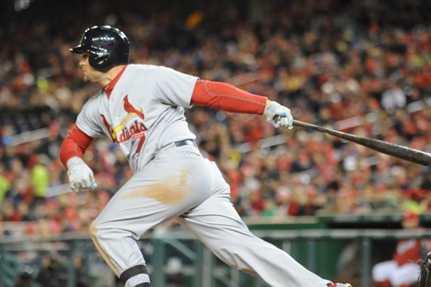 Jon Jay Is Making the Most of His Early Opportunities