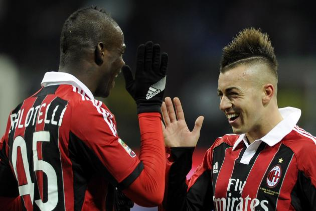 How AC Milan Can Get the Best out of the Balotelli-El Shaarawy Pairing