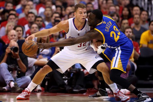 Dominant Blake Griffin Makes Los Angeles Clippers Legitimate Contenders